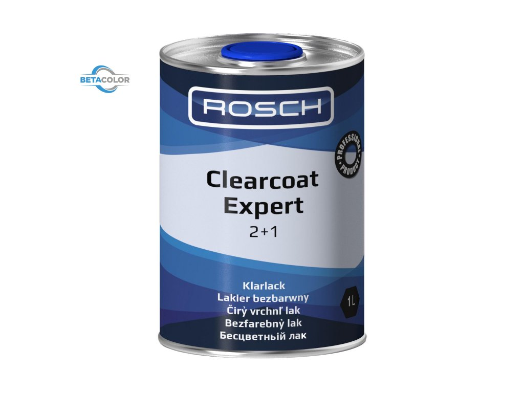 ROSCH CLEARCOAT SPECIAL 2:1, 1,5l