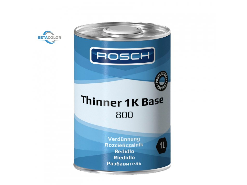 ROSCH THINNER 1K BASE 800, 1l