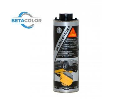 SIKAGARD 6060 ČERNÝ - 1l  a  500ml  - Spray