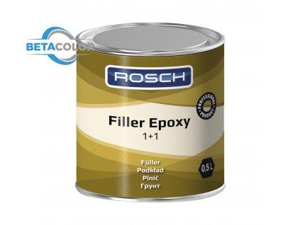 Filler epoxyd 0,5l
