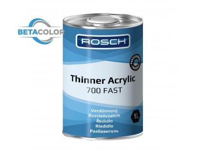 THINNER ACRYLIC 700 1l