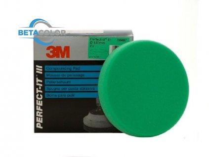 3M zelený,leštící kotouč