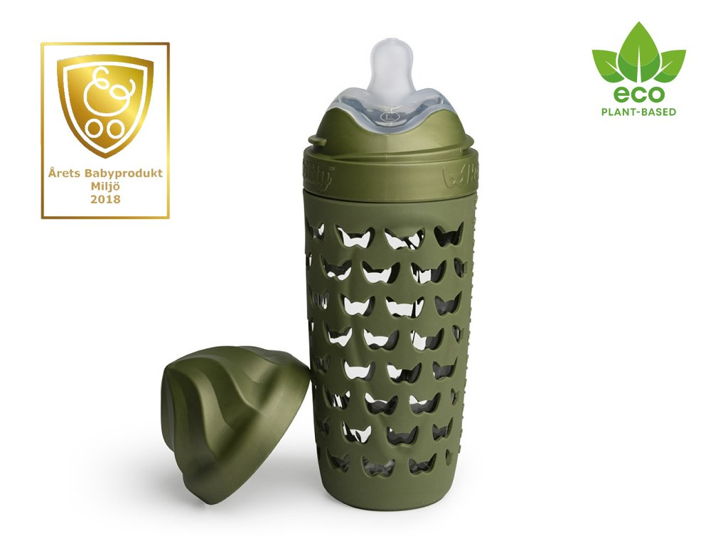 HeroEcoBottle forest green 320
