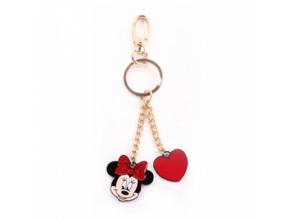 088 8385 klíčenka kidzroom disney fashion minnie