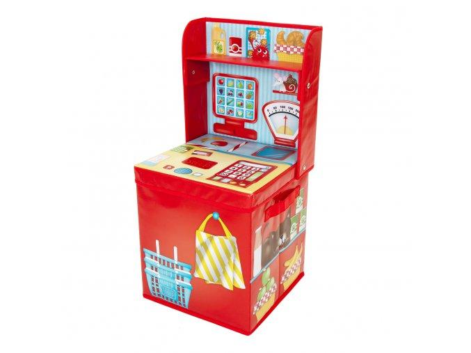 Dětský obchod úložný box