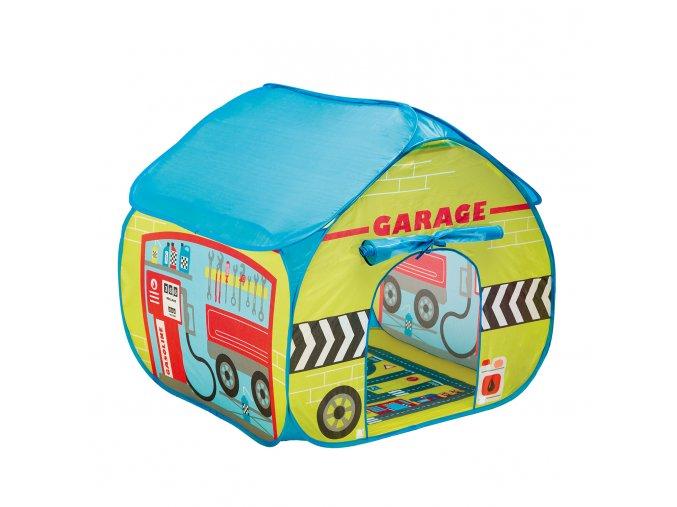 Hrací stan garáž