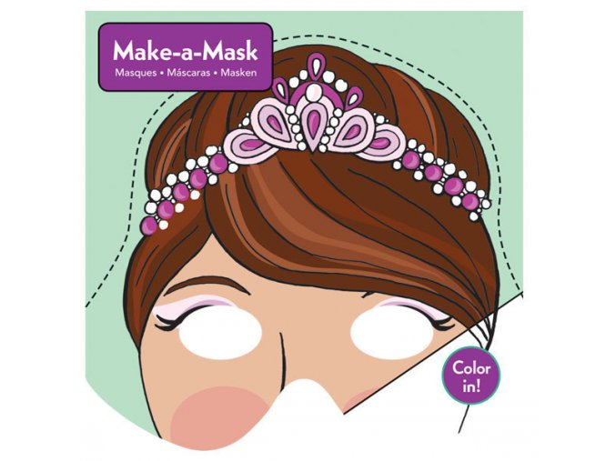Make-a-Mask - Princesses