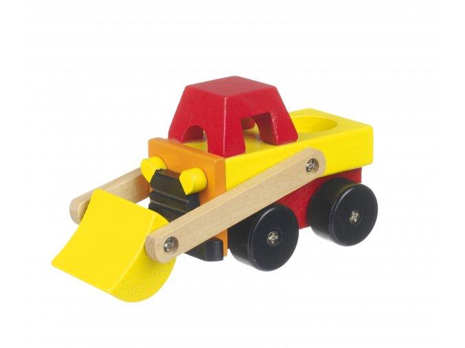 Vehicles Small Digger