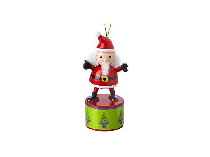 Push Up Santa