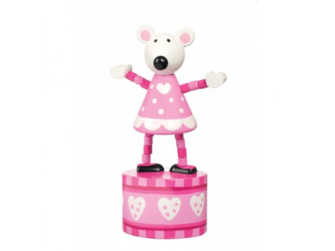 pink mouse push up 1