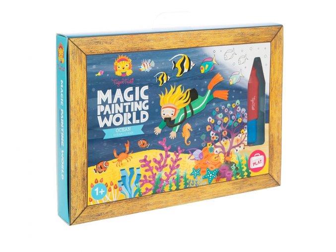 Magic Painting World - Ocean