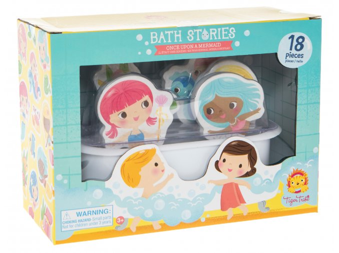 bath stories mermaid tigertribe2