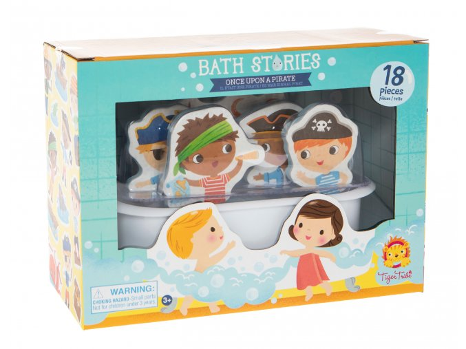 Bath Stories - Once upon a Pirates / Bath Stories - Piráti