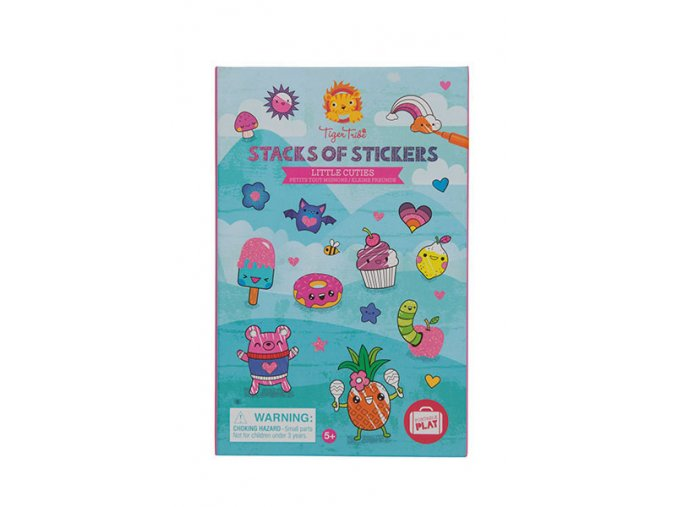 Creative Kit - Stacks of Stickers - Little Cuties