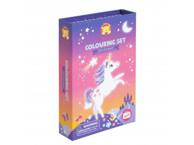 Colouring Sets - Unicorn Magic / Colouring Set - Kouzlo jednorožce