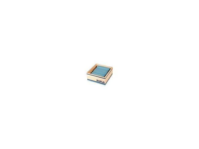 Kapla monocolor sada 40sv.modra 209