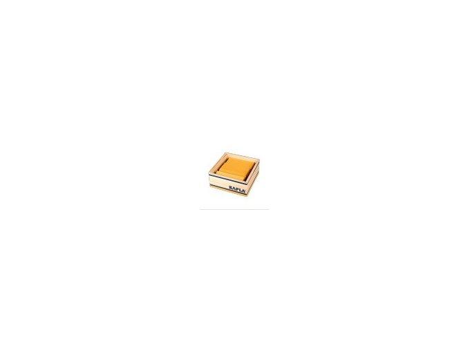 KAPLA 40 MonoColor žlutá