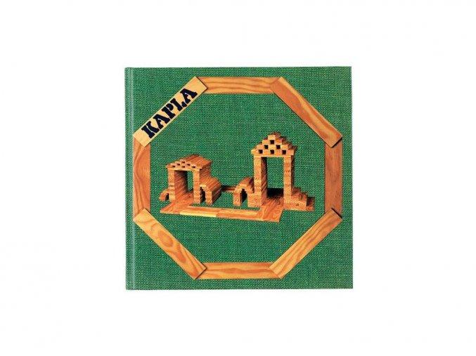 KAPLA knížka nápadů 3, zelená