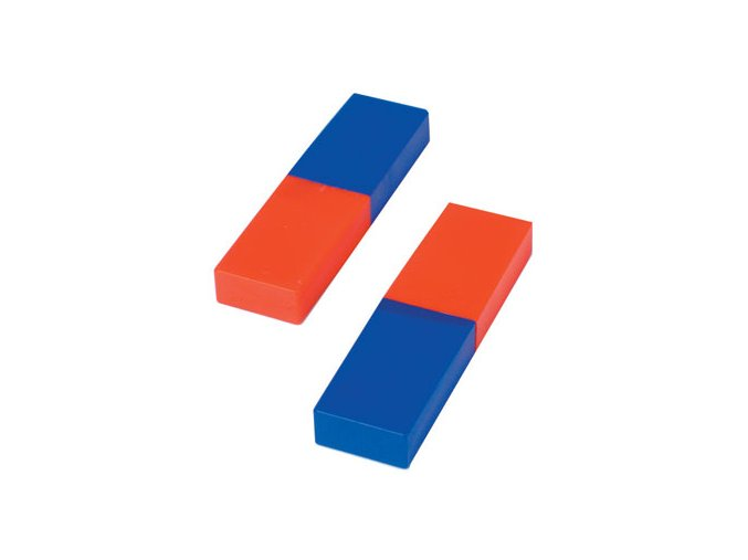 Plastic Cased Bar Magnets