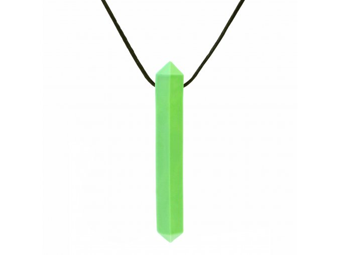 KRYPTO BITE žvýkací přívěšek XT Světle zelená