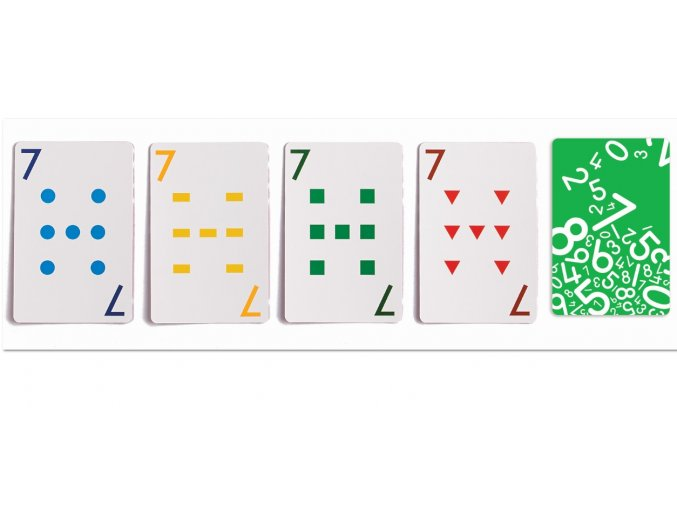 Jumbo School Friendly Playing Cards