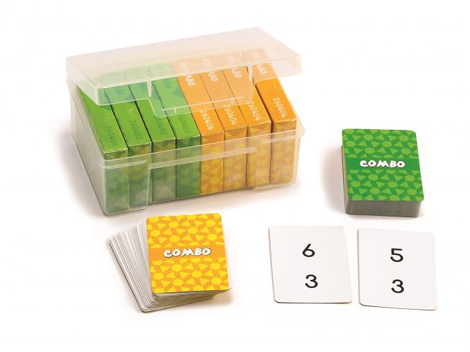 Combo Card Set (8)