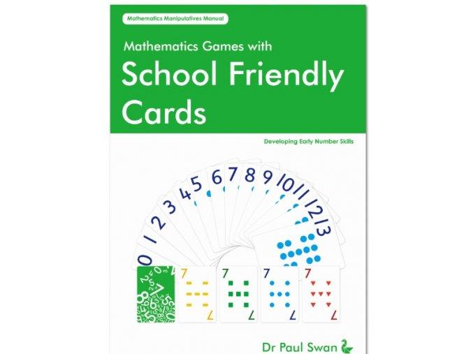 Book - School Friendly Cards