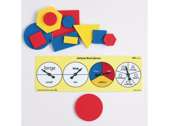 Attribute Blocks Spinners 1