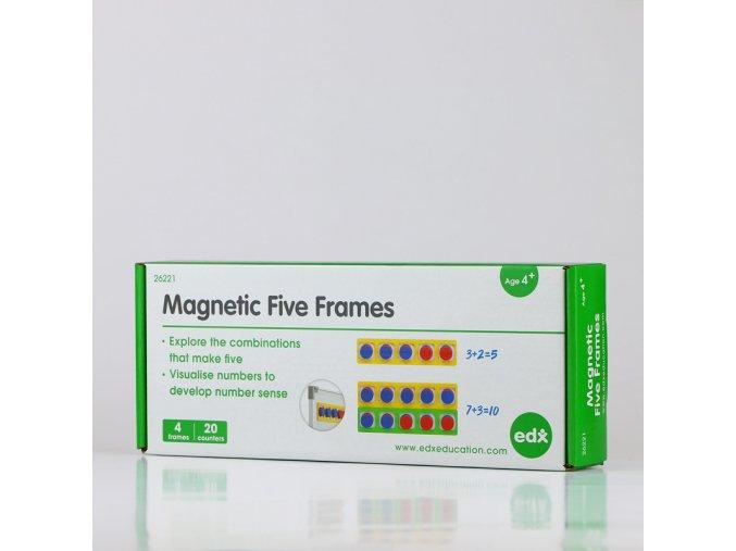 Magnetic Five Frame Set