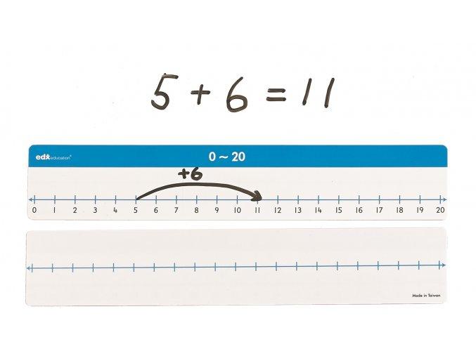 Number Line (0-20)