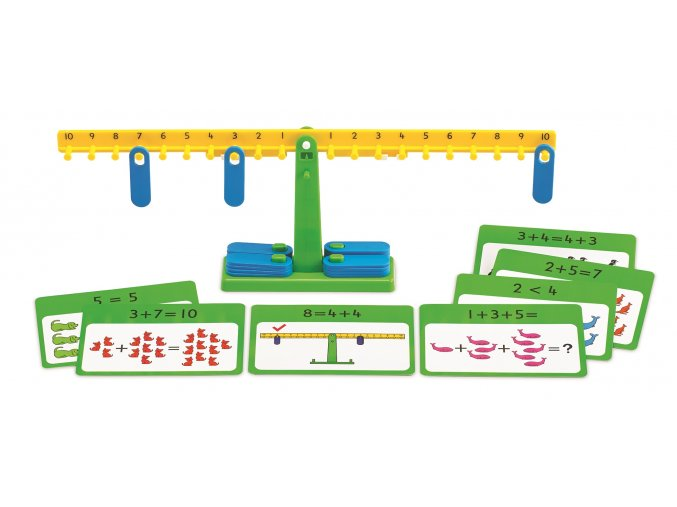 Math Balance Activity Set