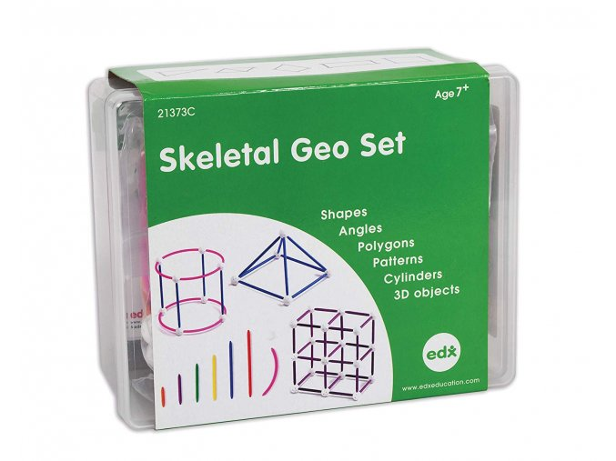 Skeletal Geo Set