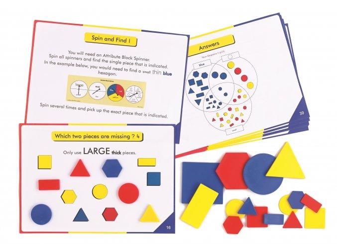 Attribute Blocks Activity Cards (20)