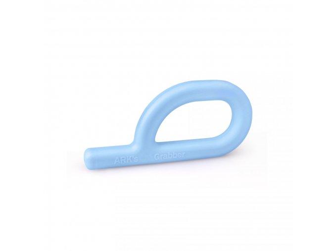 GRABBER Baby žvýkací pomůcka Soft Světle modrá