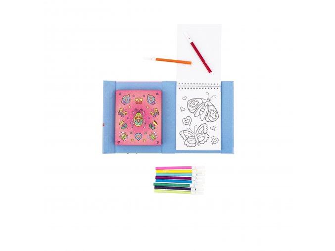 Hidden Pattern Set - Fairy Friends / Tvořivá sada Hidden Pattern - Víly