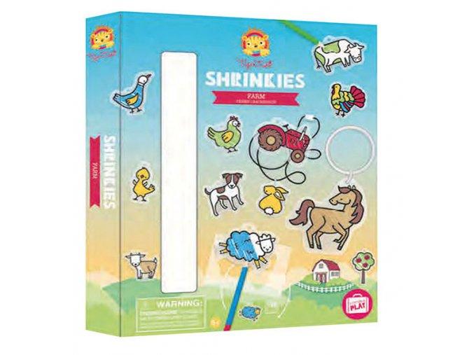 Creative Kit - Shrinkies - Farm