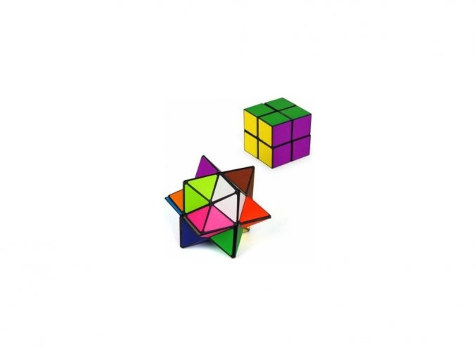 Starcube geomatrická puzzle kostka