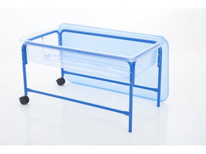 SAND & WATER TRAY CLEAR 58cm