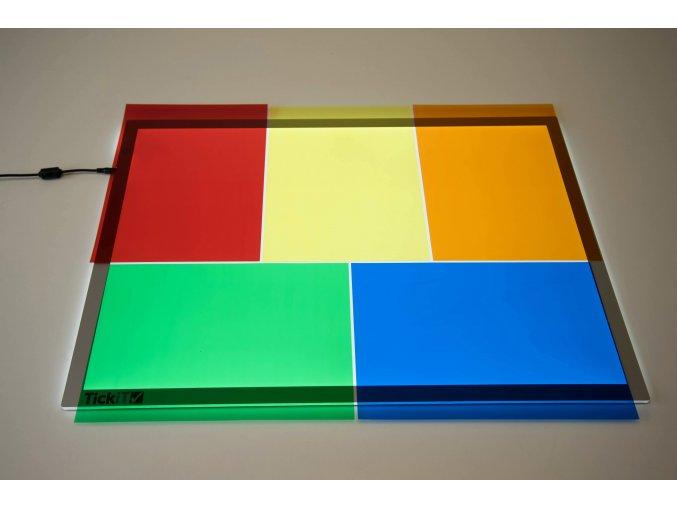 Acetate Colour Sheets