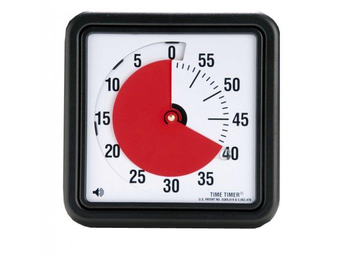 JAC5008 Time Timer met geluid Medium