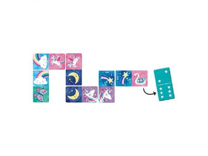 Dominoes/Unicorn