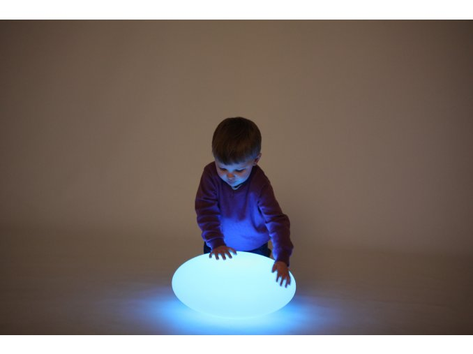 Sensory Mood Light Pebble