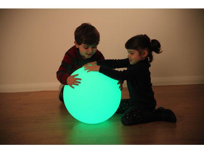 Sensory Mood Light Ball (1 pc) / Senzorická světelná koule (1 ks)