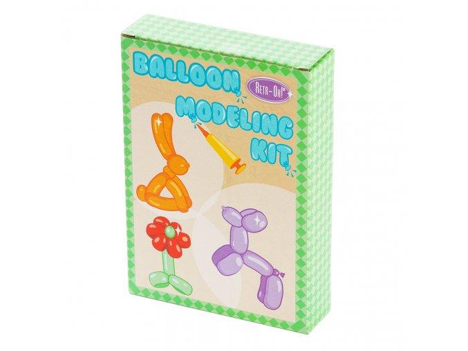 Balloon modeling kit (nafukovací modelovací balónky)