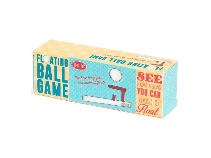 Floating ball (vznášející se míč)