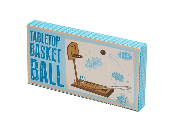 Tabletop basket ball