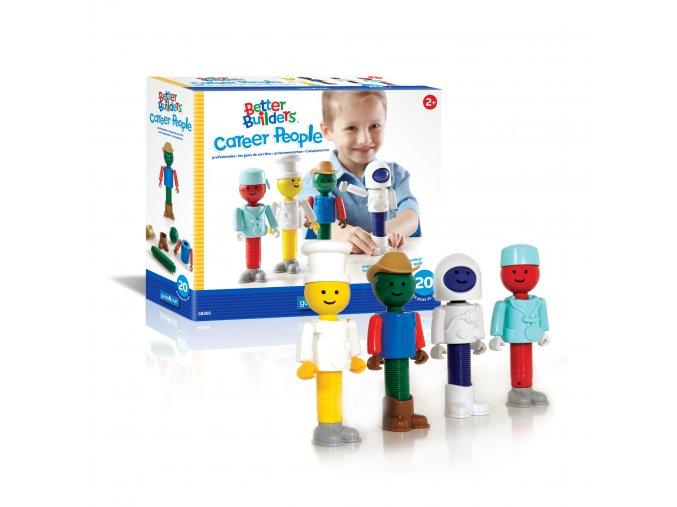 716243083051 Better Builders® Career People 20 pc. set