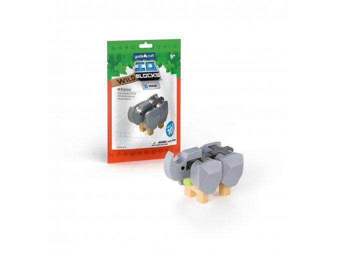 IO Blocks- Nosorožec (Rhino)