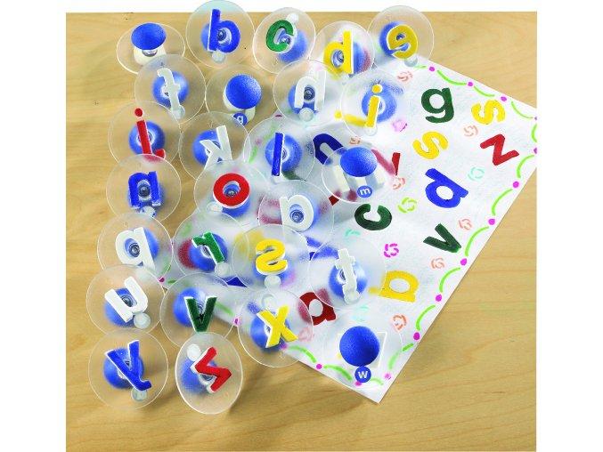 Razítka s písmeny (Alphabet Stampers)