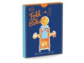 Fold my Robot / Poskládej si robota
